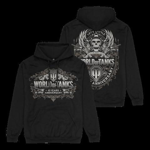 √10 Years Anniversary von World Of Tanks - Hood sweater jetzt im World of Tanks Shop