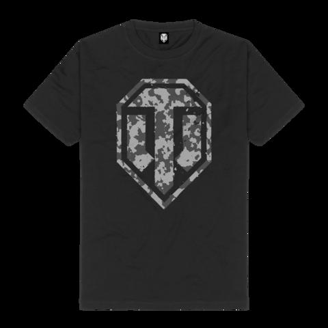 √Camo Logo von World Of Tanks - t-shirt jetzt im World of Tanks Shop