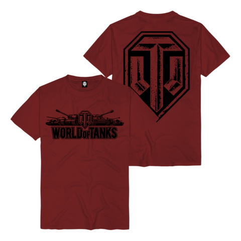 √Tanks Logo von World Of Tanks - t-shirt jetzt im World of Tanks Shop