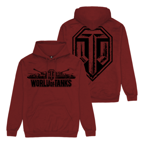 √Tanks Logo von World Of Tanks - Hood sweater jetzt im World of Tanks Shop