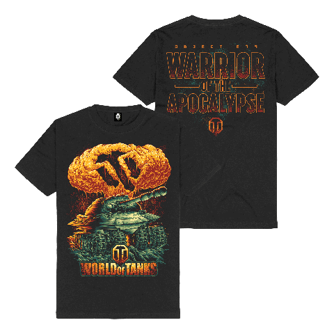 √Apocalypse von World Of Tanks - t-shirt jetzt im World of Tanks Shop