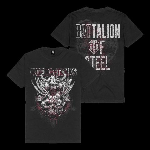 √Battalion of Steel von World Of Tanks - t-shirt jetzt im World of Tanks Shop